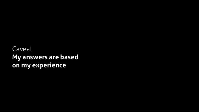Context for this talk Personal experience over 16 years in UX Research around Industrial Design and UX Current experience ...