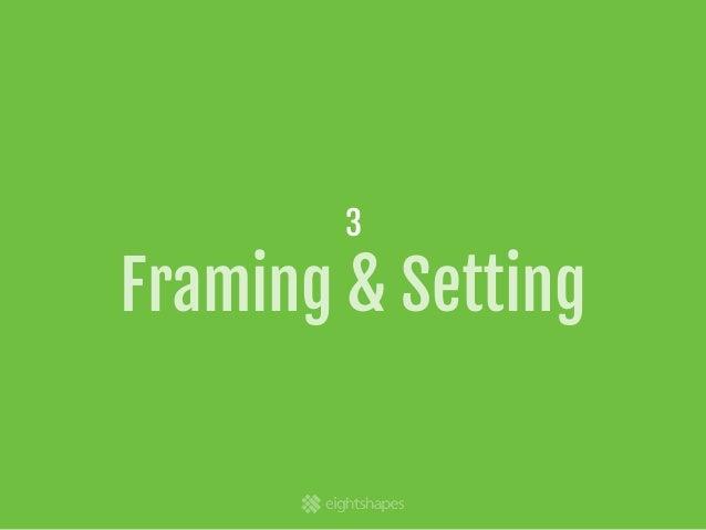 Dan's Observation Setting Direction+ Framing  Problem