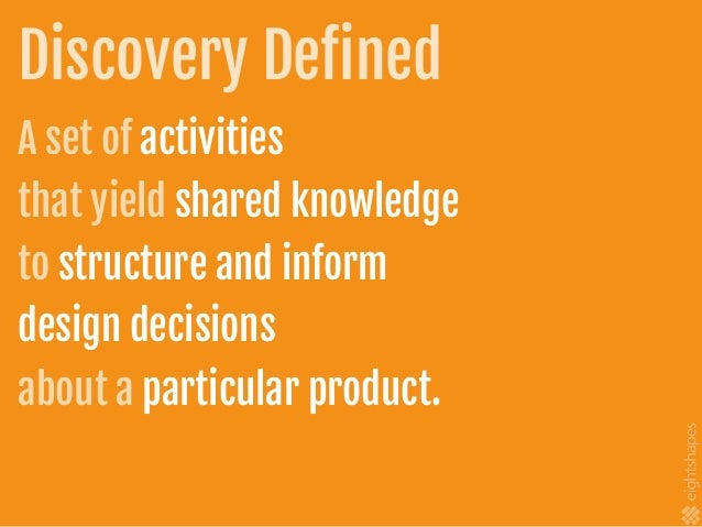 Crafting the Discovery Phase: Starting Design Projects Right