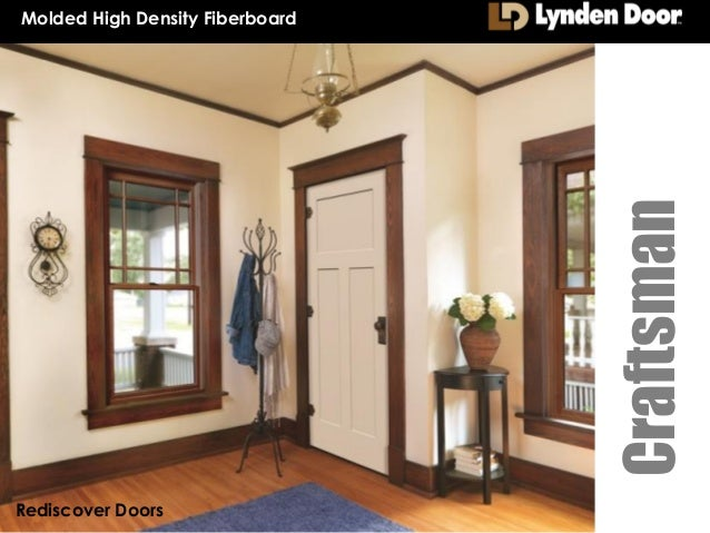 Craftsman Molded High Density Fiberboard Rediscover Doors ...