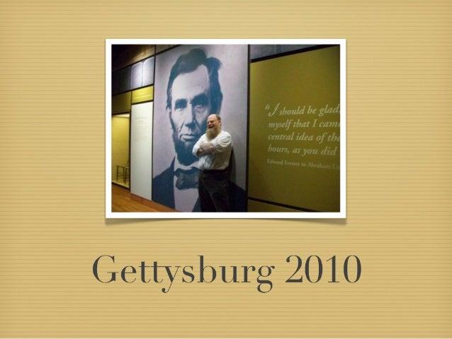 Craig gettysburg