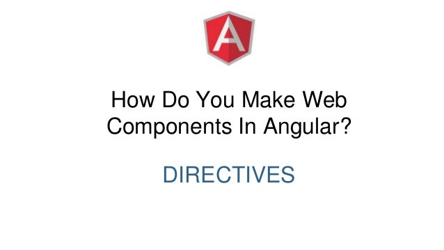 how to make angular apps