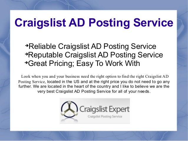 How To Place An Ad On Craigslist | 2020 Best Car Release Date