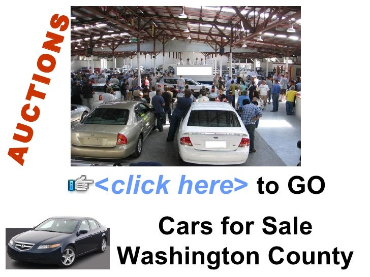 Ebay & Craigslist Cars for Sale in Washington County