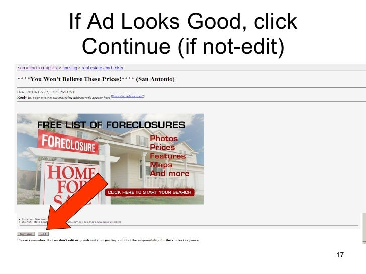 Step by Step Guide to Craigslist Marketing Success