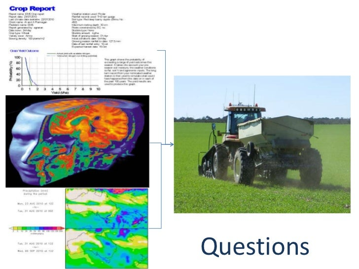 precision farming yields high profits in To achieve the highest sustainable economic growth and employment and a  rising  information on the costs and benefits of adopting technologies in  agriculture is often  benefits in terms of yields, costs and environmental  impacts.