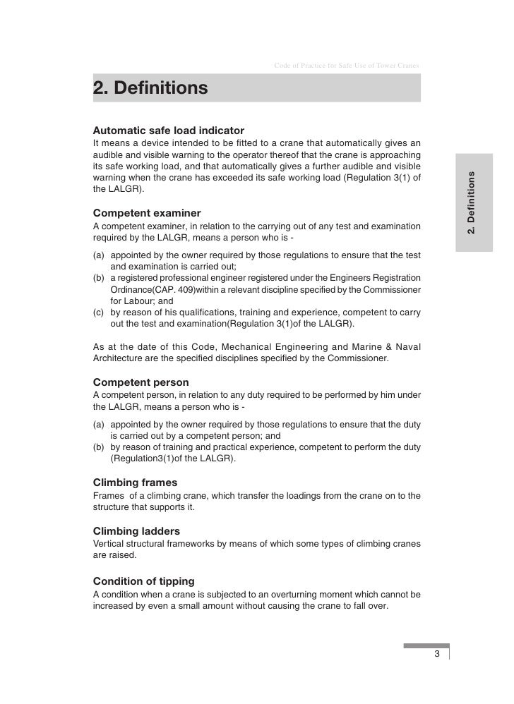 Safe Use of Tower Cranes Ahmed Assad – Csi Web Adventures Case 1 Worksheet Answers