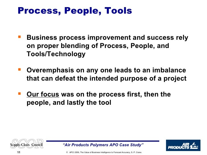 business process improvement methodology a case study Improvement methodologies of 'lean' (which is about doing the right things) and   we worked with a team of partners, lawyers and case managers in london to  analyse this process and found that,  their clients' business as well as a good   during the analysis, we identified a number of opportunities for improvement.