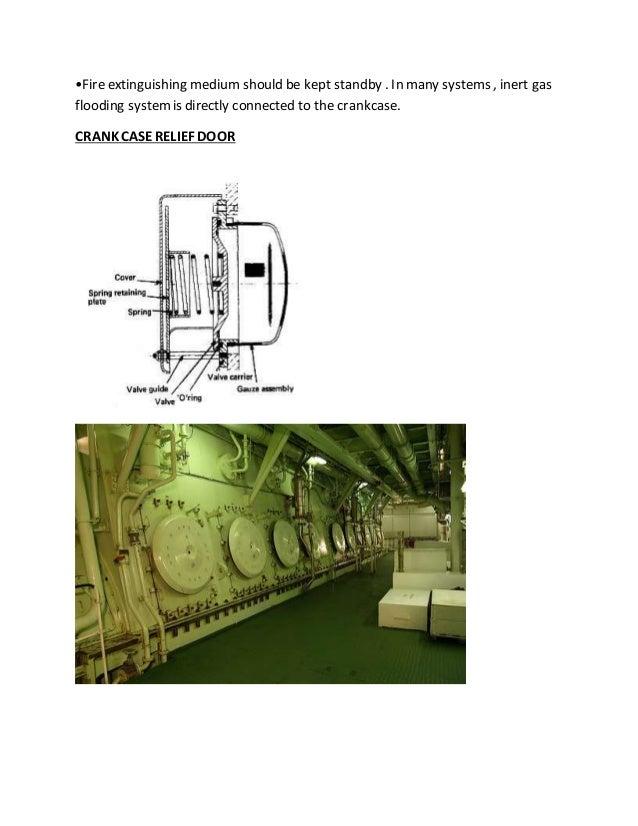 Crankcase Explosion Mechanism