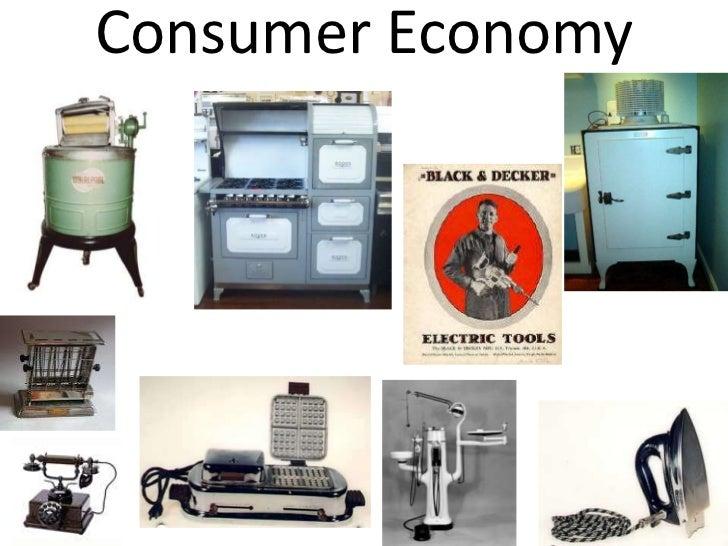 Consumer Economy