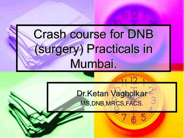 Thesis topics for dnb general surgery