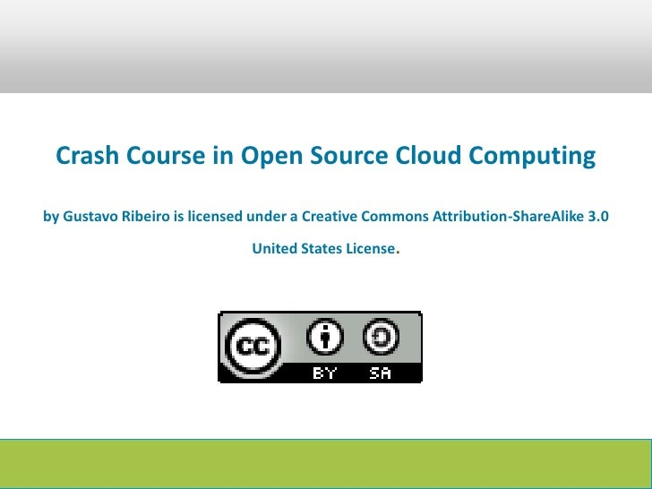 open source cloud computing pdf