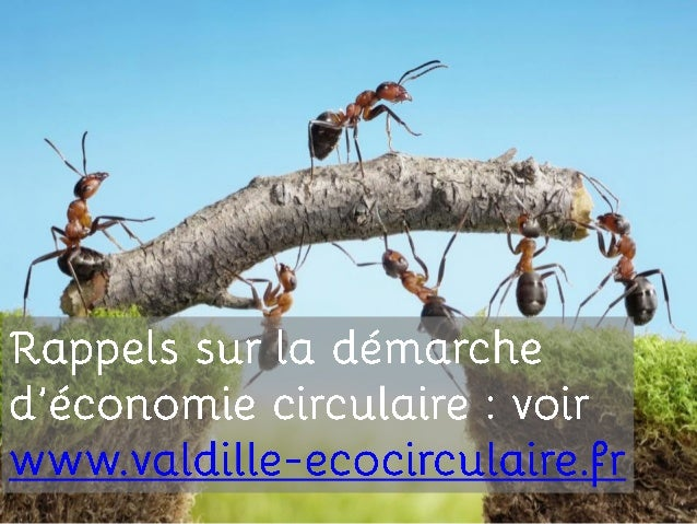 Atelier entreprises économie circulaire Val d'Ille 03-09-2014 Slide 3
