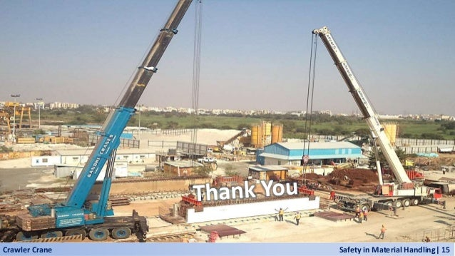 Crawler crane introduction