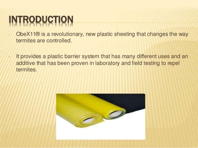 Crawl space vapor and moisture barrier Slide 2