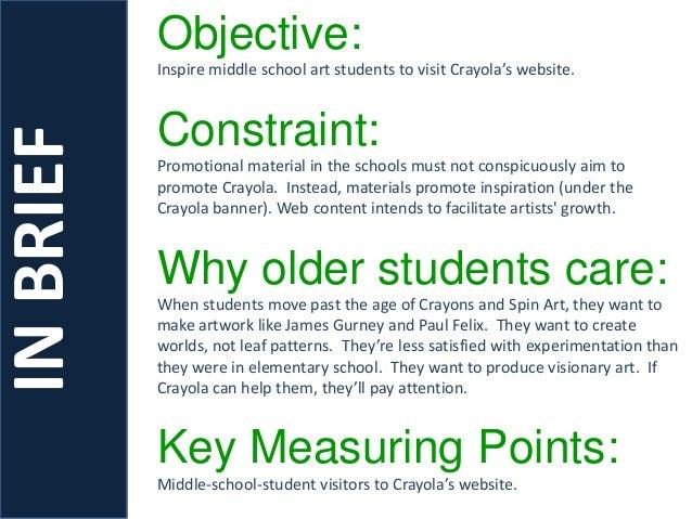4 ways CRAYOLA can reach older kids