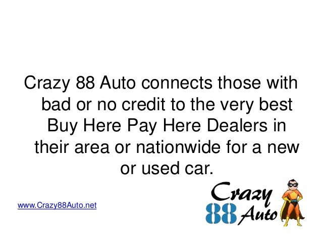 What Is Crazy 88 Auto