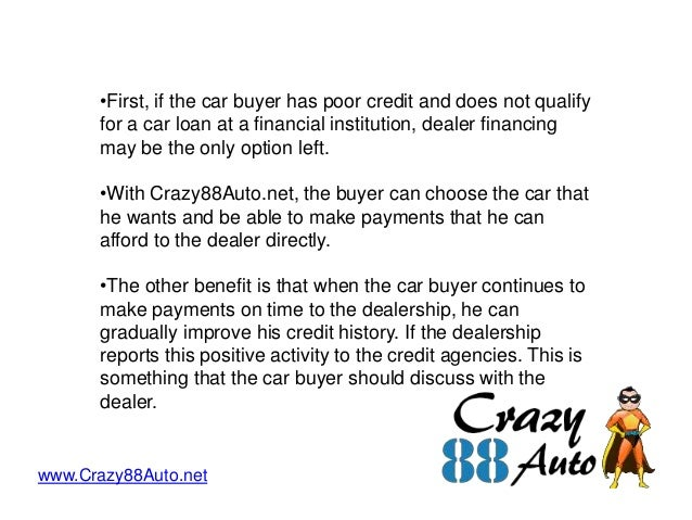 What Is Crazy 88 Auto?