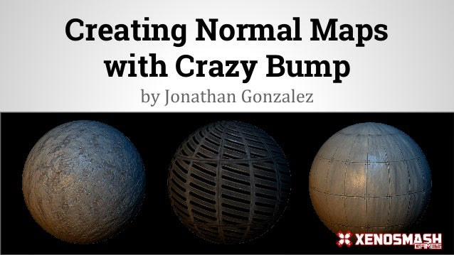 CrazyBump Normal Maps