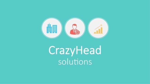 Crazy heads corporate presentation