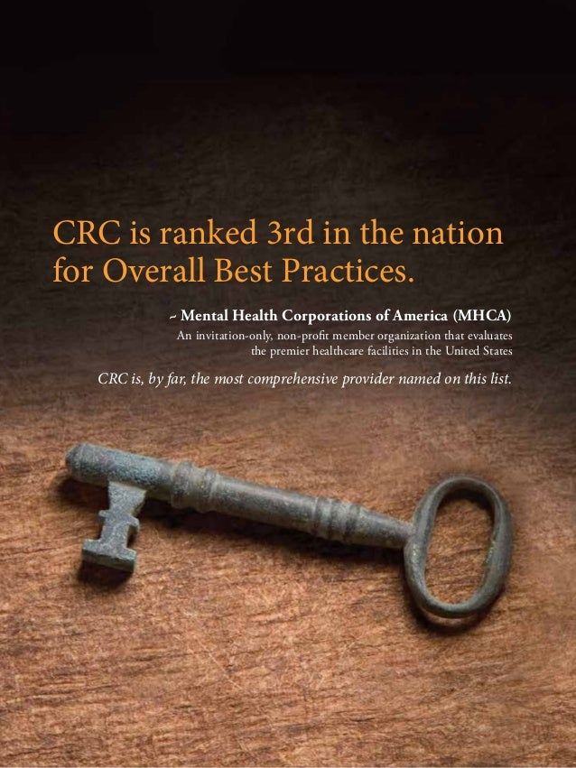 CRC Facility Reference Guide