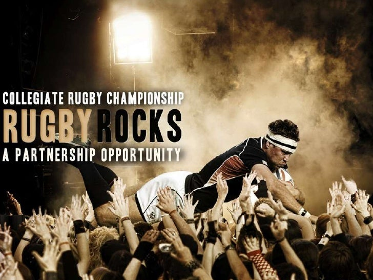 INTRODUCING THE COLLEGIATE RUGBY CHAMPIONSHIP                                  2