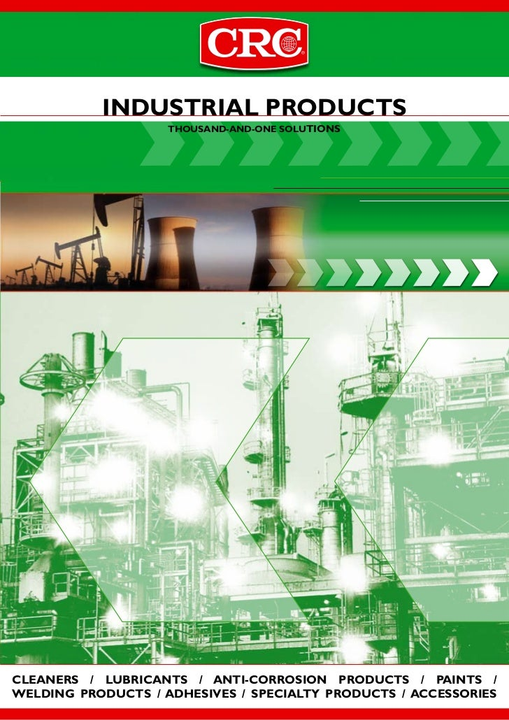 Industrial Products                    Thousand-and-one solutionsCleaners / Lubricants / Anti-Corrosion Products / Paints ...