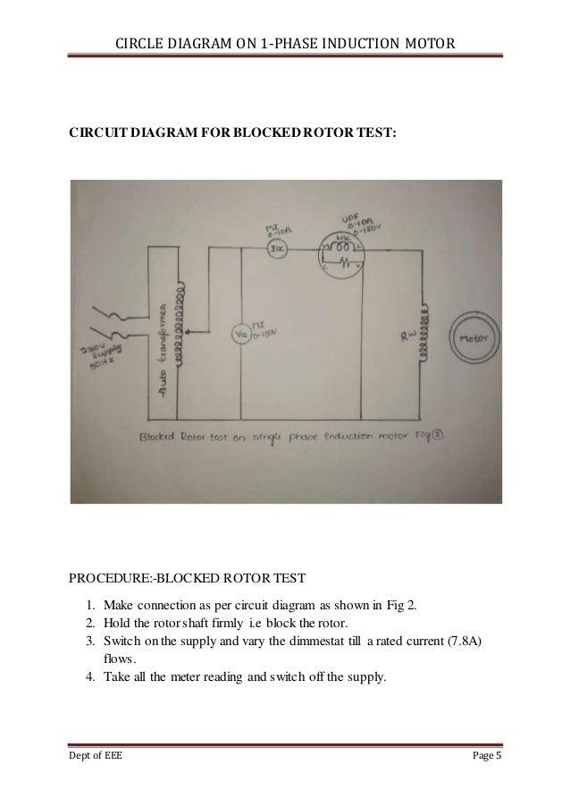 Circle diagram on 1 phase induction motor circle diagram on 1 phase induction motor ccuart Choice Image