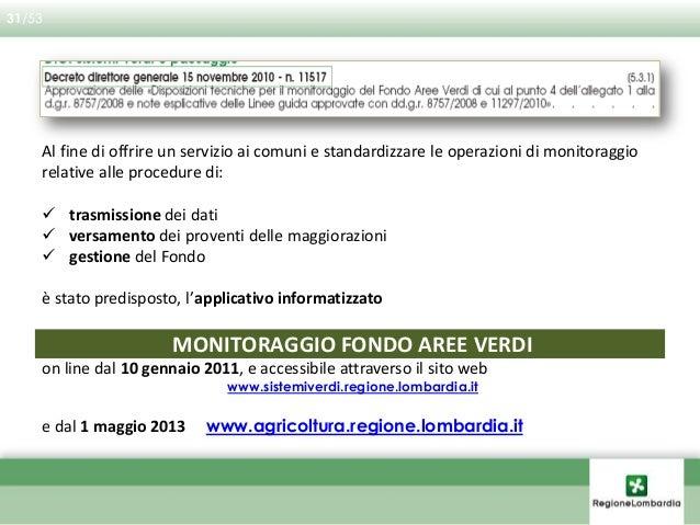 www.agricoltura.regione.lombardia.it 32/53
