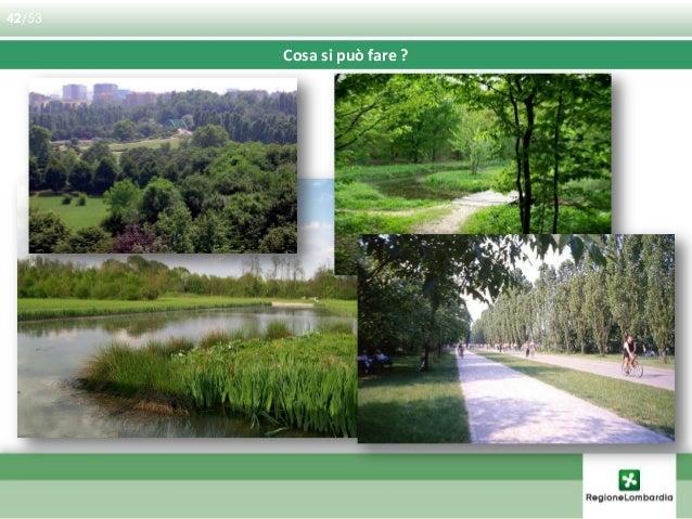 I comuni utilizzano i proventi delle maggiorazioni per:  costruire la rete ecologica e la rete del verde  valorizzare le...