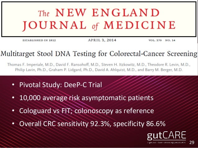 Colorectal Cancer Screening For Family Physicians What S New