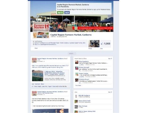 Online Marketing: Using Social Media