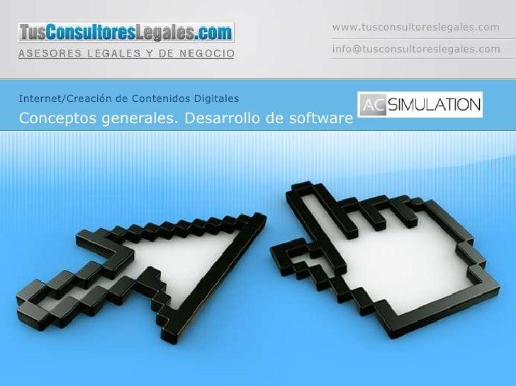 www.tusconsultoreslegales.com                                   info@tusconsultoreslegales.comCreación de Contenidos Digit...