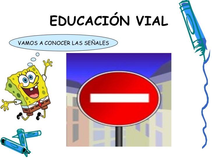 Educación Vial Para Niños De Primaria