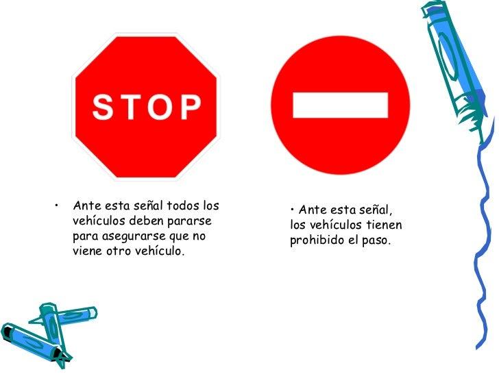 Dibujo De Señales De Tránsito En Argentina Zona De