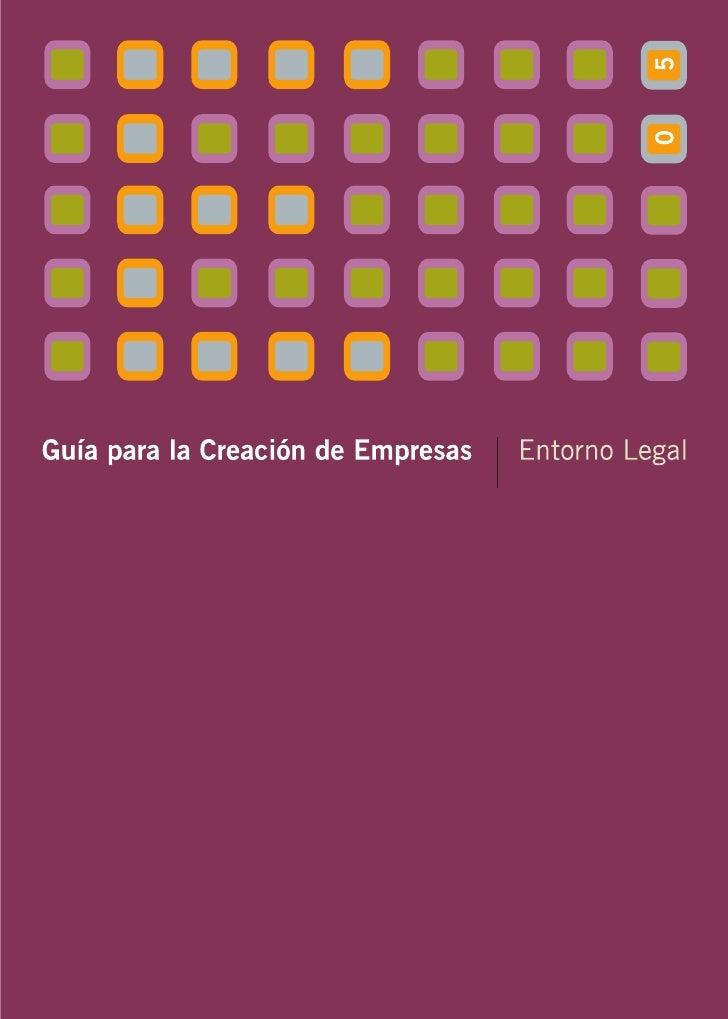 El apoyo a la creación de empresas constituye uno de los ejes de lapolítica de promoción empresarial del gobierno del Prin...