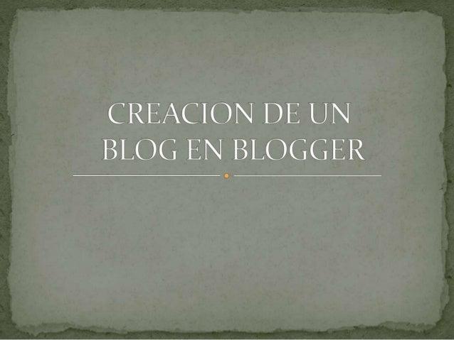  Un blog, o en español también una bitácora, es un sitio web periódicamente actualizado que recopila cronológicamente tex...