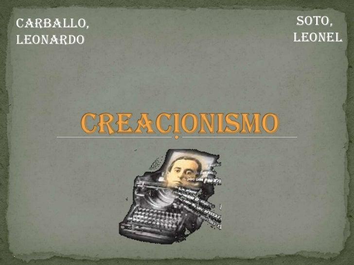 Carballo,   Soto,Leonardo    Leonel