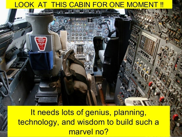 LOOK AT THIS CABIN FOR ONE MOMENT !! It needs lots of genius, planning, technology, and wisdom to build such a marvel no?
