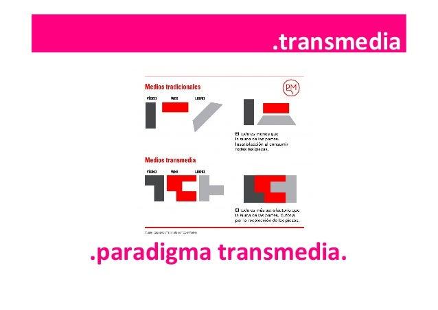 .transmedia   .paradigma  transmedia.