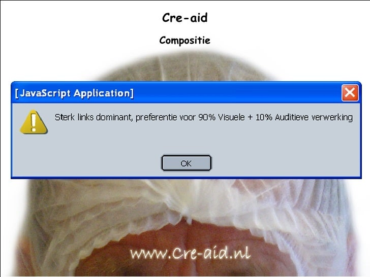 Cre-aid Compositie