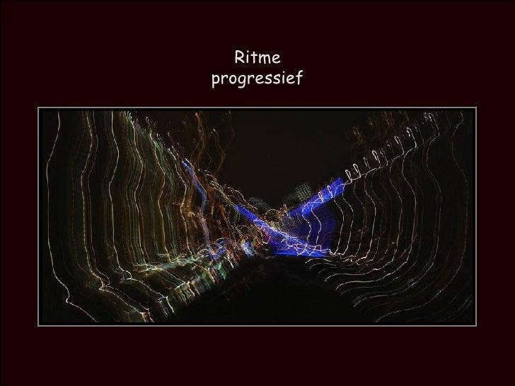 Ritme progressief