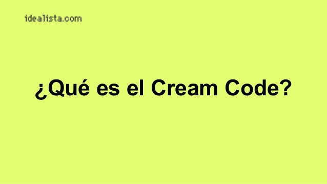 cream code with objective-c Slide 3