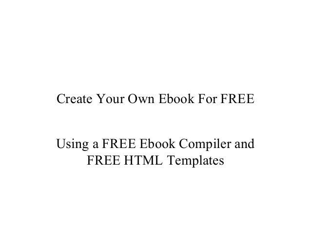 Html Ebook Template