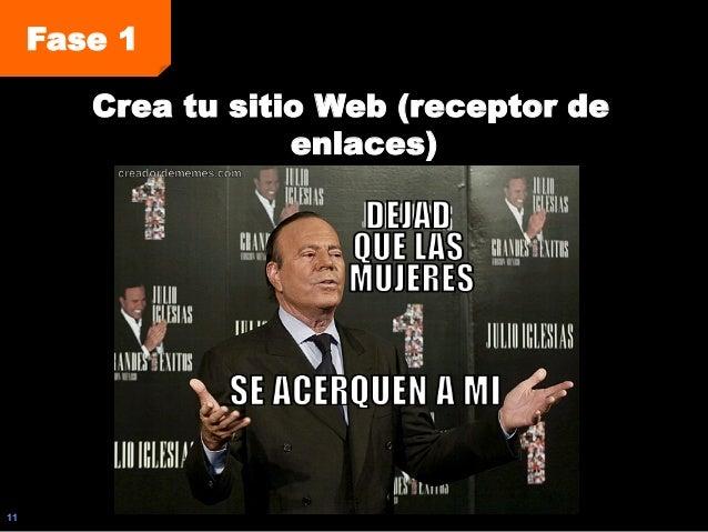 11 Fase 1 Crea tu sitio Web (receptor de enlaces)