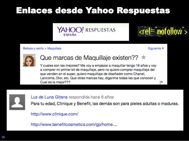 56 Enlaces desde Yahoo Respuestas