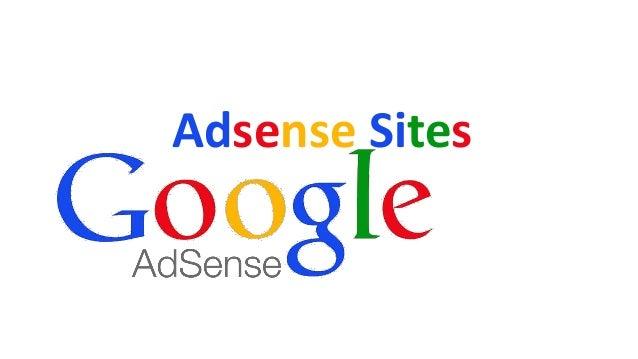 Adsense Sites