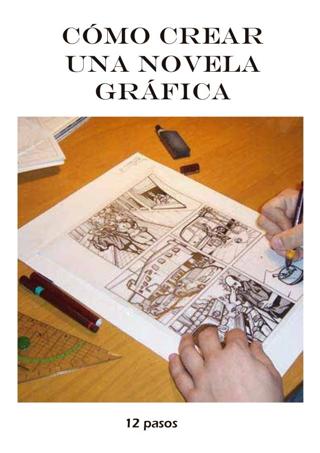 Crear una novela grafica