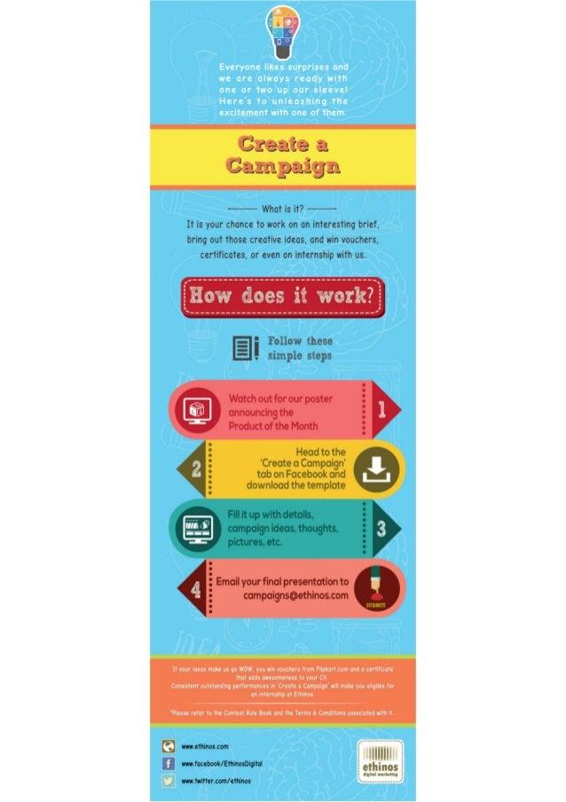 Create a campaign contest document