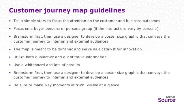 How To Create A Customer Journey Map - How to make a customer journey map